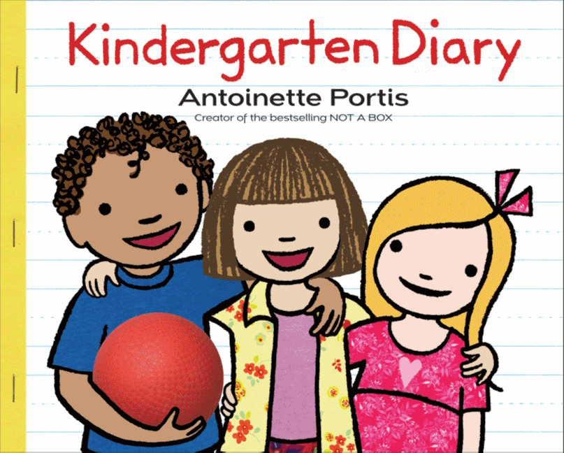 NEW Kindergarten Books! | BellaOnBooks's Blog