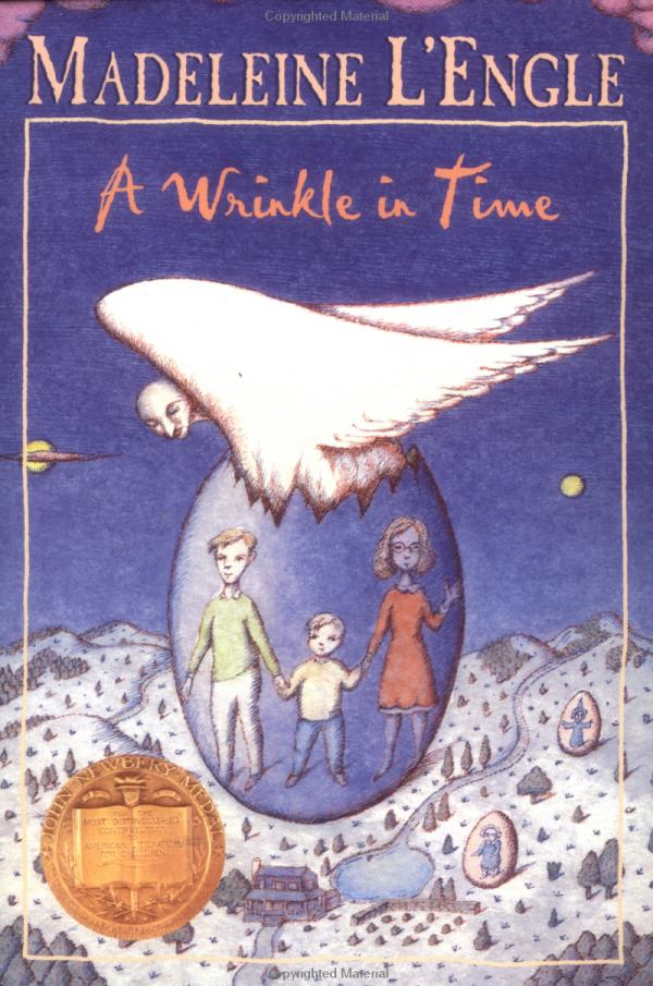the adventures of meg murry in a wrinkle in time a book by madeline lengle The time trilogy has  a set of books about the time-traveling adventures of the  i also didn't like the first book the wrinkle in time it seemed flat the.