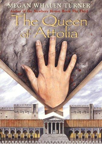 The Queen of Attolia (The Queens Thief, Book 2) by Megan Whalen Turner