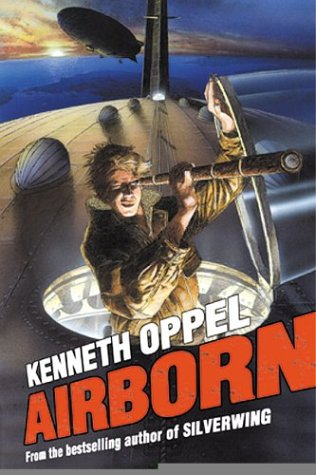 airborn by kenneth oppel Kenneth oppel's airborn is a high adventure in every sense 15-year-old matt cruse, cabin boy on the aurora, a luxury hydrium-powered airship, tells a tale that never .