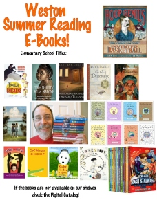 13 ebooks Elementary Summer Reading List 2