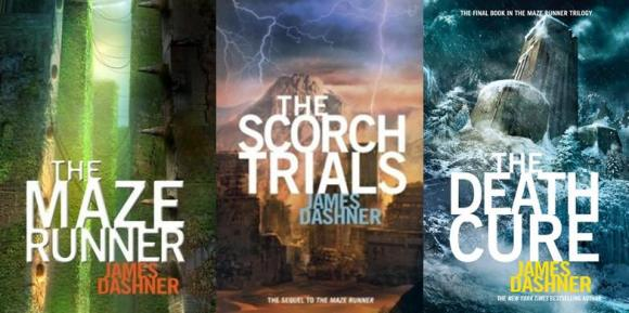 Audio Books: The Maze Runner Trilogy and Three More ...