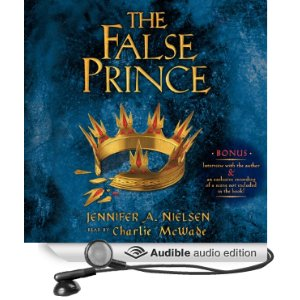 false prince The false prince a novel jennifer a nielsen scholastic: 344 pp, $1799, ages 10 and older most children want to be recognized as someone special in the false prince, jennifer a nielsen.
