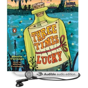 Three times lucky bellaonbookss blog three times lucky audio fandeluxe Gallery