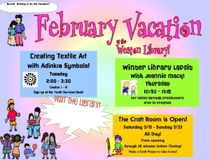 February vacation programs 14