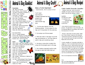 14 newsletter 4 zoology entomology