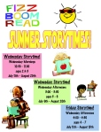 14 summer storytimes