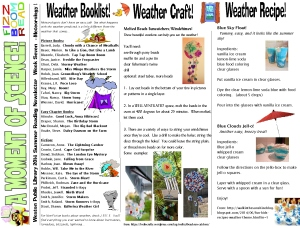 14 newsletter 7 meteorology