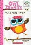 owl diaries eva's treetop