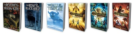 grey griffins two trilogies