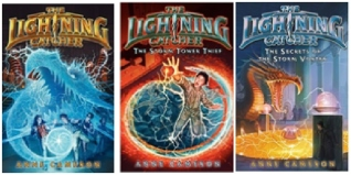 lightning catcher trilogy
