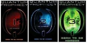 quantum prophecy trilogy