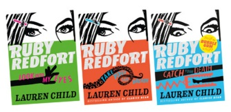 ruby redfort trilogy