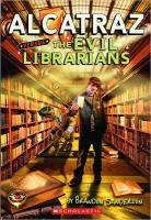 alcatraz vs evil librarins 2