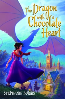 Dragon Chocolate Heart