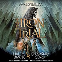 iron trial audio