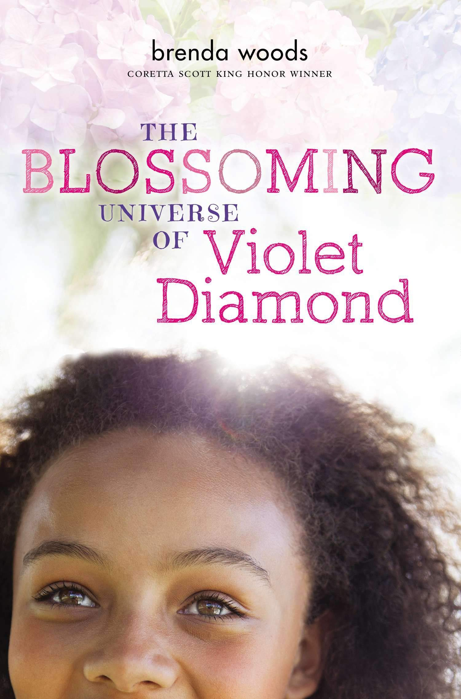 blossoming universe of violet